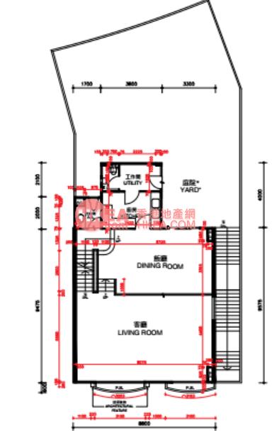 赤柱 紅山半島B區棕櫚徑 151號|(S34)