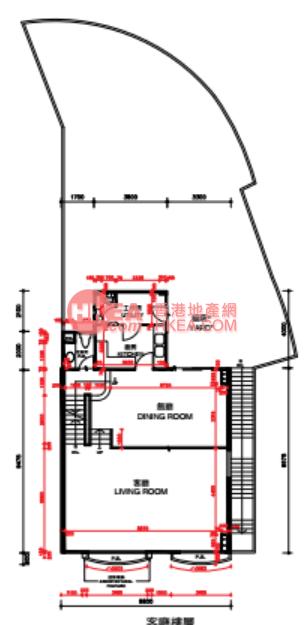 赤柱 紅山半島B區棕櫚徑 155號|(S36)