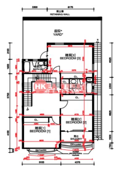 赤柱 紅山半島B區松柏徑 170號|(T18)