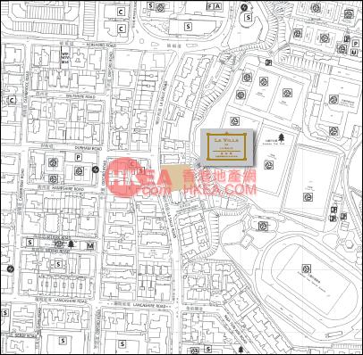 九龍塘 皇廷匯位置圖