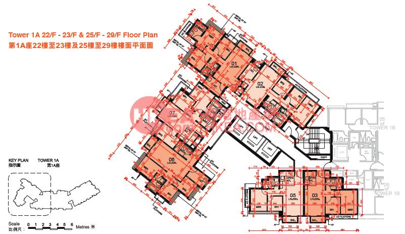 東涌 東環II期01A座|22-29(010203050607)