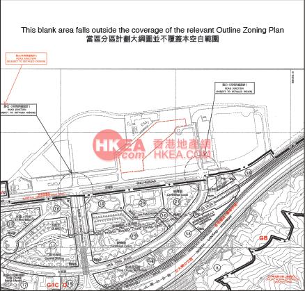 東涌 東環II期規劃圖