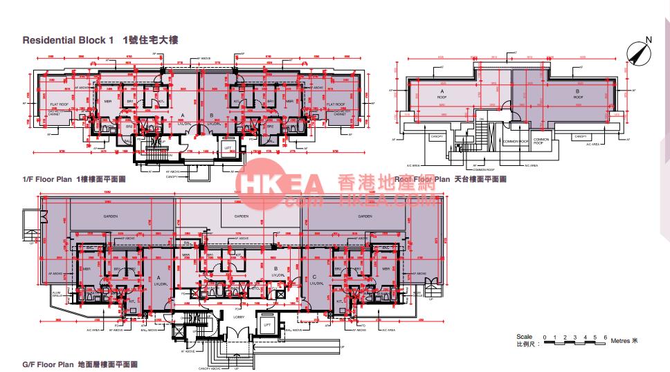 東涌 東環I期01號|G(ABC)