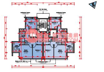 愉景灣 愉景灣‧悅堤L02座 05,06(EF)
