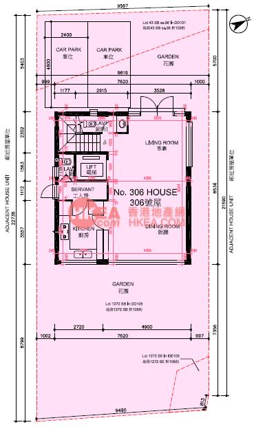 錦繡/新田 伊甸雅苑306號屋|G()
