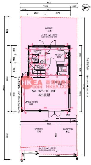 錦繡/新田 伊甸雅苑328號屋|G()