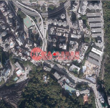 筲箕灣 形薈鳥瞰圖