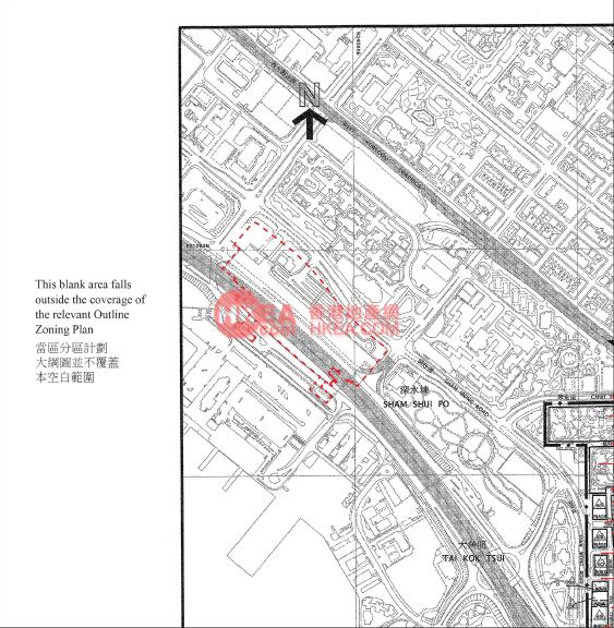 深水埗 匯璽 2A規劃圖
