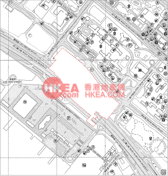 深水埗 匯璽 2A位置圖