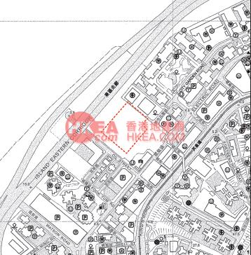 北角 維港頌位置圖