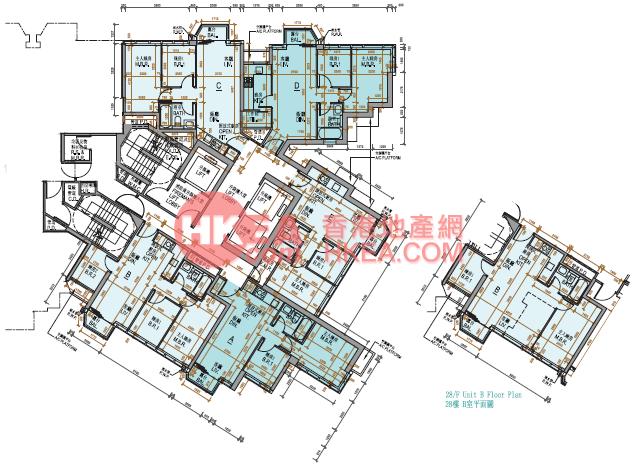 啟德 OASIS KAI TAK02座|06-33(ABCDE)
