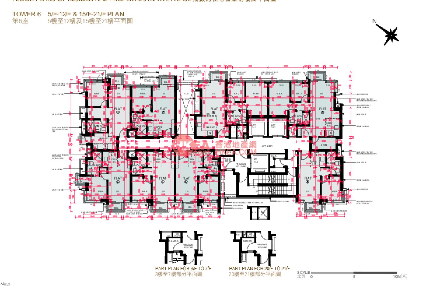 北角 海璇1B06座|05-21(ABCDEFGH)