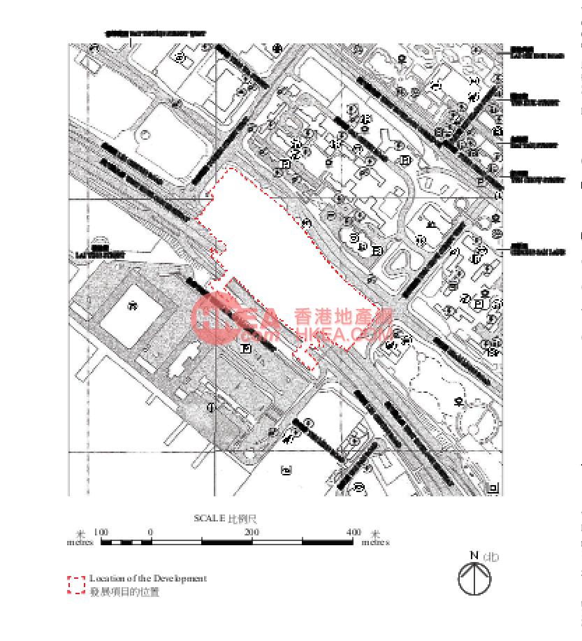 奧運站 匯璽II規劃圖