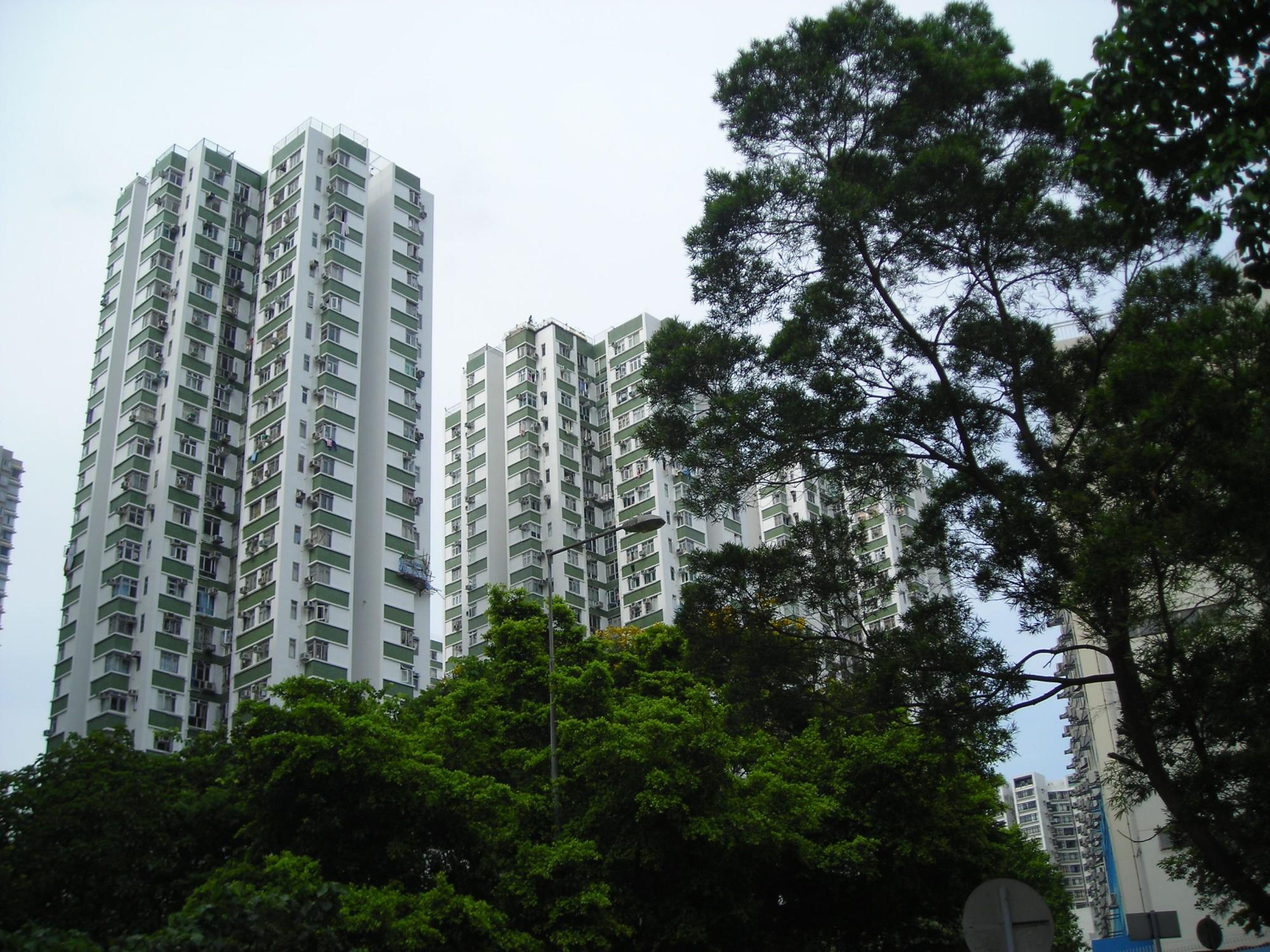 鰂魚涌 住宅 南豐新邨 基利坊 21號